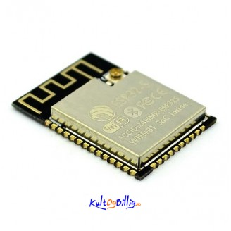 ESP-32 ESP32-S Bluetooth and WIFI Dual Core CPU with Low Power Consumption + adapter card