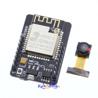 ESP32-CAM WiFi + bluetooth Camera Module OV2640 Development Board