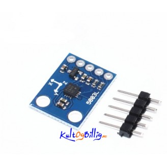 GY-273 QMC5883L Module Triple Axis Compass Magnetometer Sensor 3V-5V