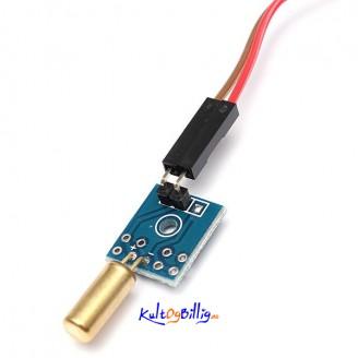 Tilt Angle Sensor Module For Arduino STM32 AVR Raspberry Pi