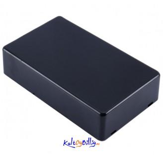 Prosjektboks plast 100x60x25mm - Boks for Elektronikk