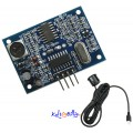 Vanntett Ultrasonisk Avstandsmåler - Ultrasonic Distance Measuring Transducer Sensor DC 5V