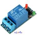 Arduino kompatibelt 1-kanals 5V Relé Modul