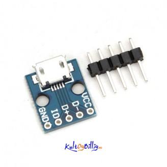 Micro USB Interface Modul