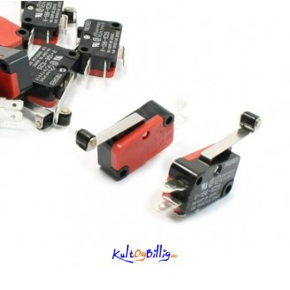 Ende-bryter - Limit Switch (5 stk.)