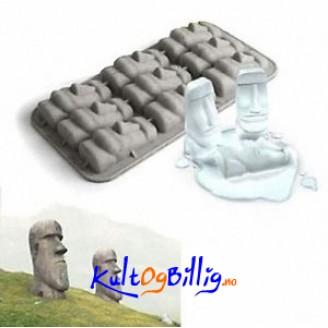 Is-terning Form - Moai Statuer