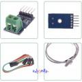 MAX6675 Modul + K Type Thermocouple - Termoelement Sensor For Arduino