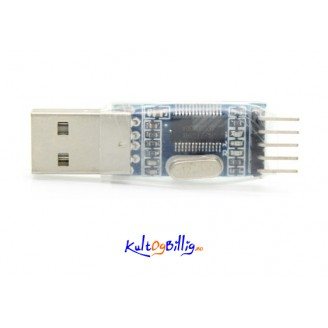 PL2303HX 3.3v/5v TTL Logic Level USB Serial Port Adapter