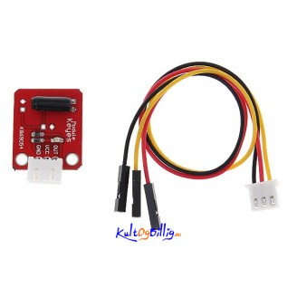 KEYES 3-pin Vibrasjons Sensor Bryter Modul for Arduino