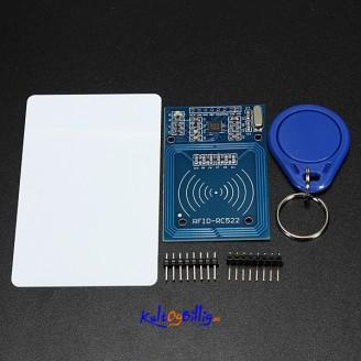 RFID-RC522 RF IC Card Sensor Modul