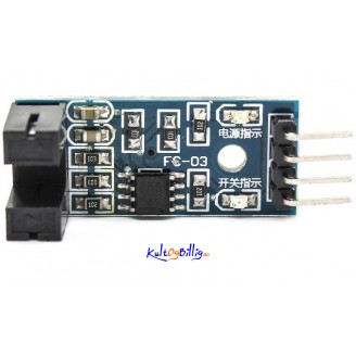 Motor Speed Sensor Counter Module - Groove Coupler Module For Arduino