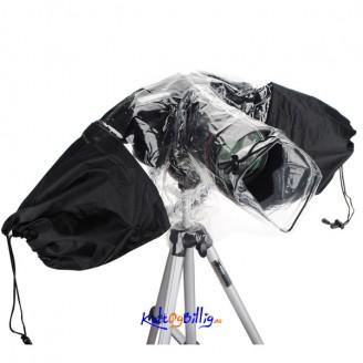 Kamera Regntrekk - Regnbeskyttelse for Canon DSLR
