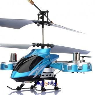 Avatar Z008 4.5 kanals RC Mini Helikopter med Gyro-stabilisering