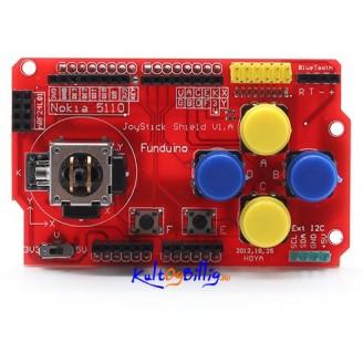 Joystick Shield V1 Modul for Arduino