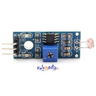 Foto-sensitive Diode Lys Sensor Modul