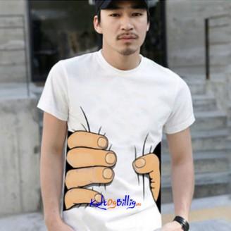 Morsom T-skjorte