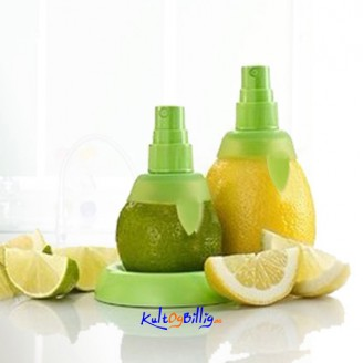 2 stk. Juice Spray -  Demonstrert på TV2 Frokost-TV