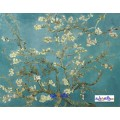 "Lerrets-trykk Vincent van Gogh  - ""Blossom of the Almond Tree"""