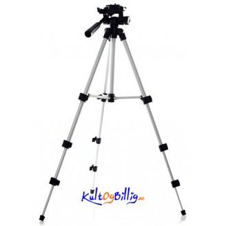 4-delt Tripod stativ for kamera