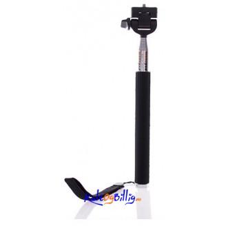 Håndholdt Teleskop Monopod/ Unipod i rustfritt stål for Digital Camera