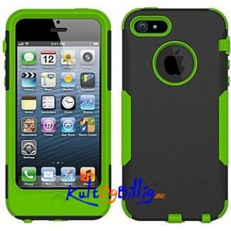 Trident Aegis Støtsikkert deksel for iPhone 5 - Grønn