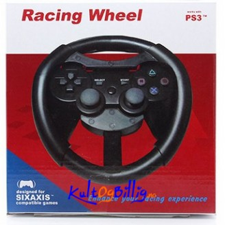 Ratt til Playstation 3 - Racing Wheel Controller for PS3