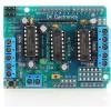 Adafruit Compatible Motor Control Shield for Arduino (L293D Motor Driver)