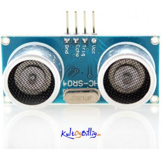 HC-SR04 Ultrasonic Distance Sensor Shield Module for Arduino
