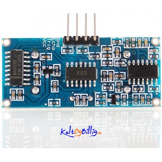 Hc sr ultrasonic distance sensor shield module for arduino