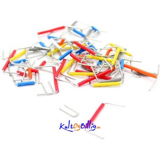 Breadboard jumper wire cord kit for arduino diy